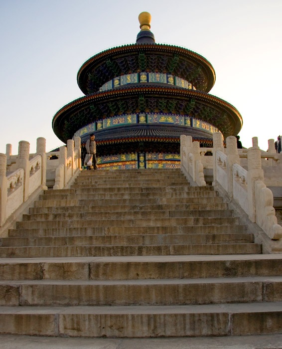 Beijing - The Temple of Heaven
