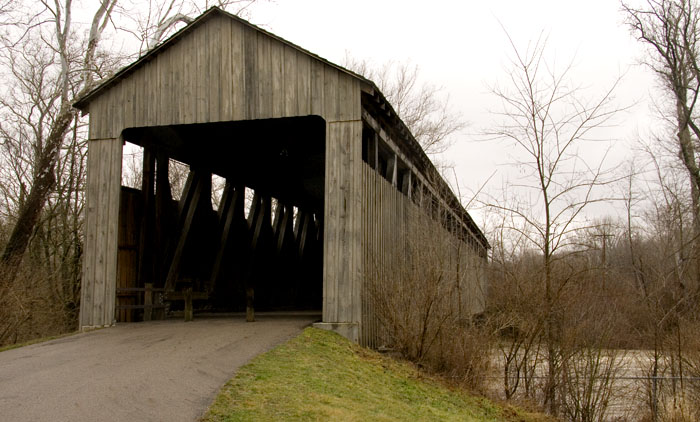 Black Covered Bridge Part I