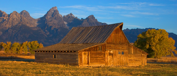 Teton Farmhouse
