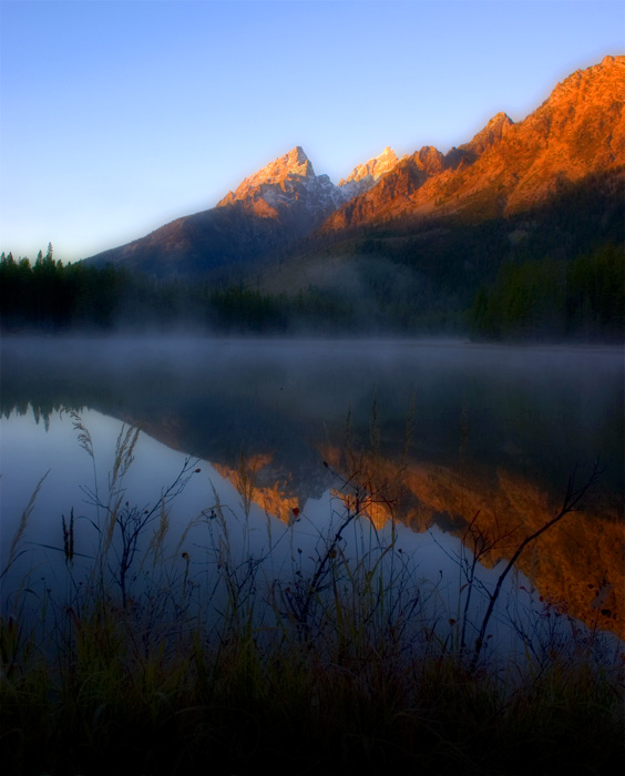 String Lake - Grand Teton National Park