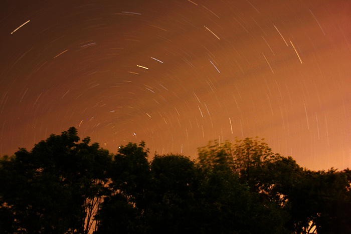 Oxford Startrails