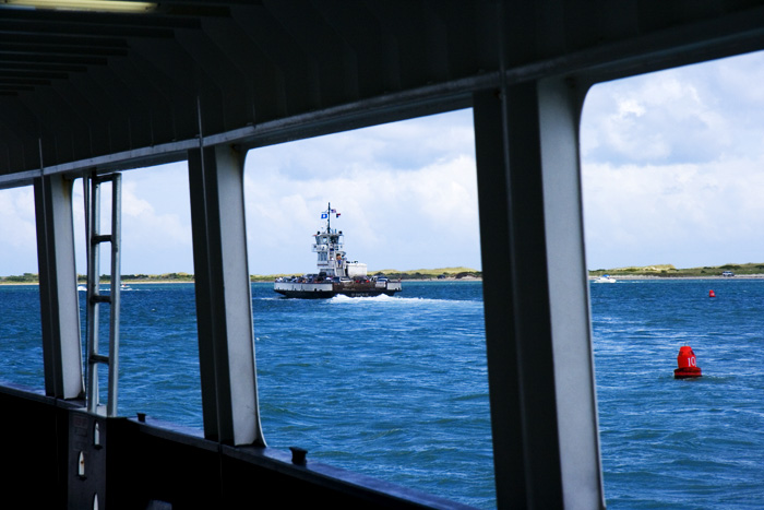 The Great Ferry Boat Race of 2007 - Ocracoke to Hatteras