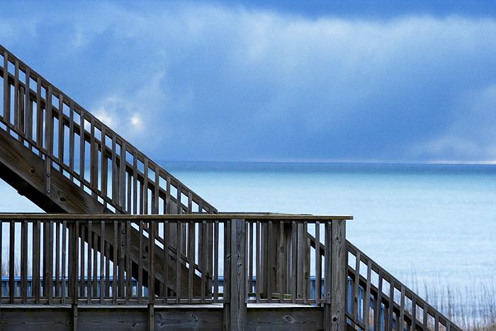 Oak Island Staircase