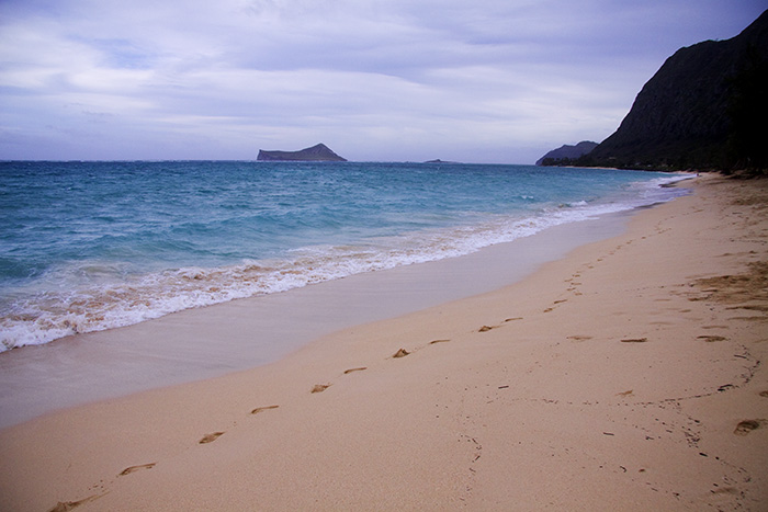Suzi\'s Favorite Beach Part III - Waimanalo Beach Park, Oahu, Hawaii
