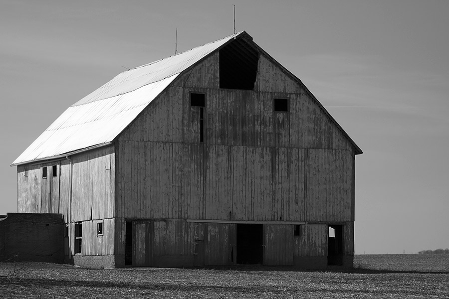 Butler County (Ohio) Barn Week #11