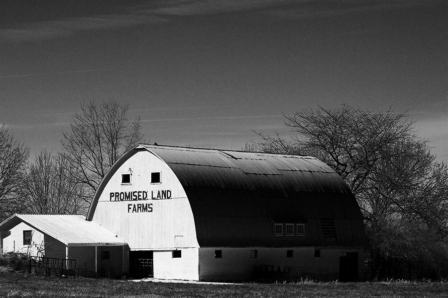 Butler County (Ohio) Barn Week #13