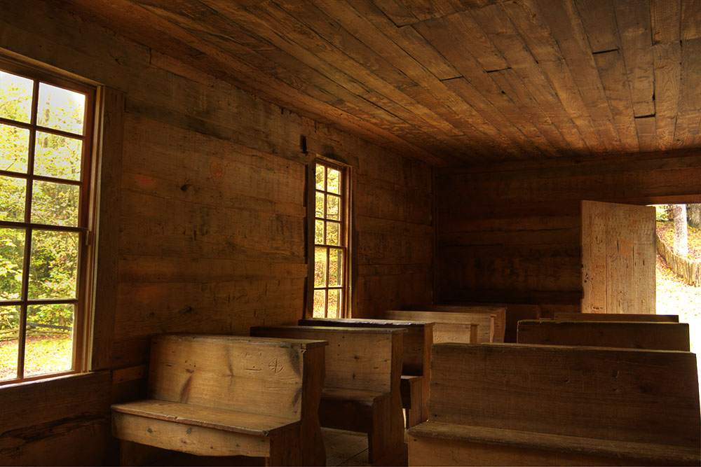 School at Great Smoky Mountains National Park