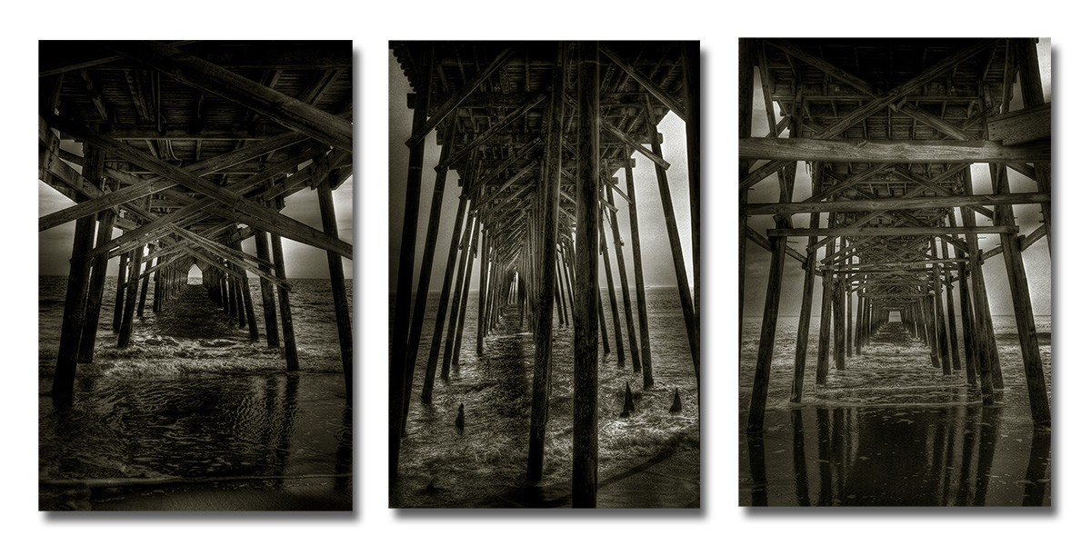 North Carolina Piers