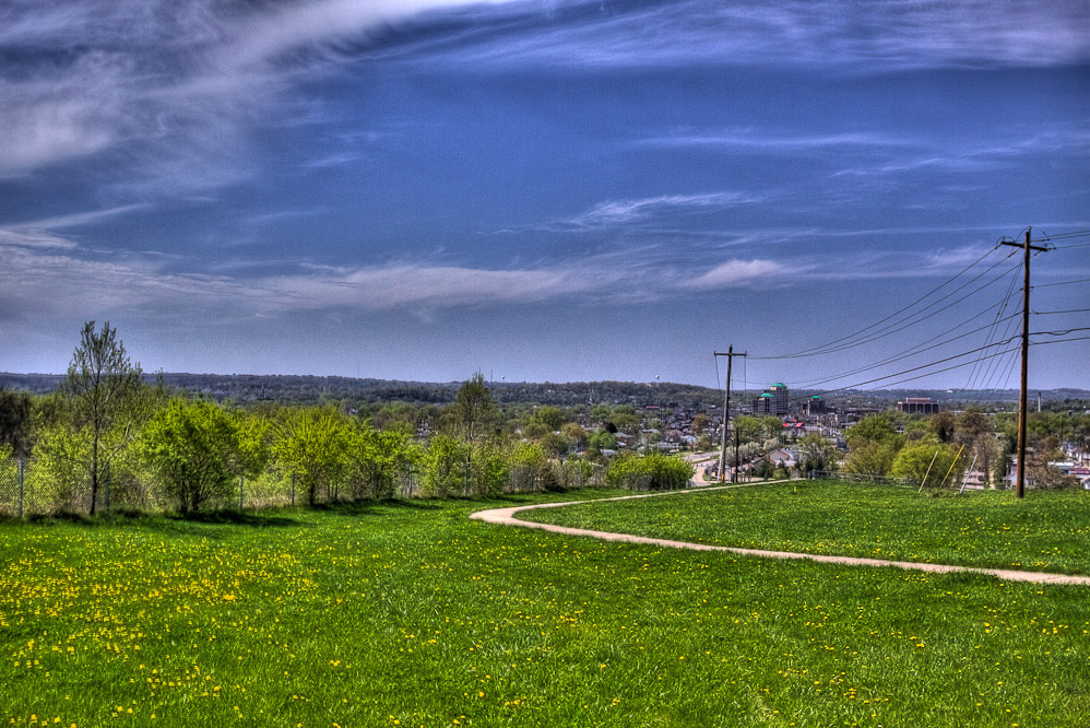 HDR Geocaching in Hamilton