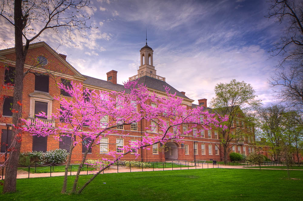 Upham Hall at Miami University