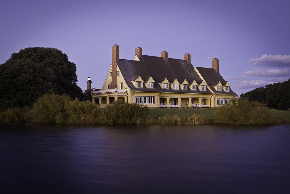 The Whalehead Club at Currituck Heritage Park