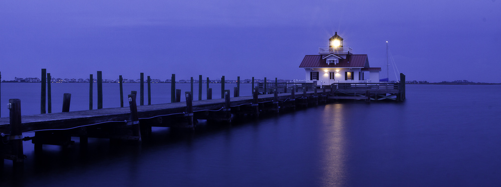 Roanoke Marshes Lighthouse - Manteo, NC