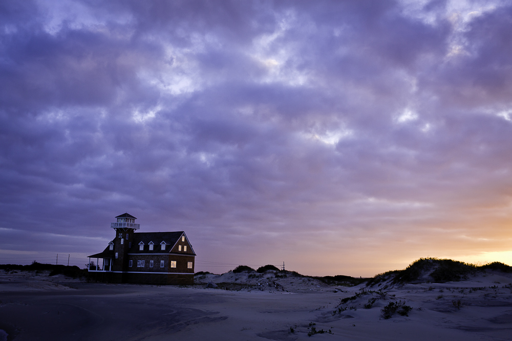 Old Oregon Inlet Coast Guard Station II