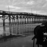 Shooting at the Ocean Crest Pier, Oak Island, NC