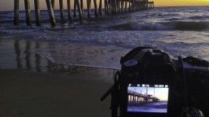 Shooting at Jennette's Pier, Nags Head, NC