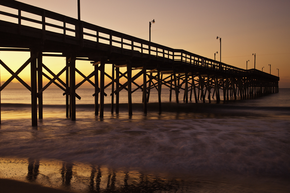 Holden beach pier for Nc fishing piers