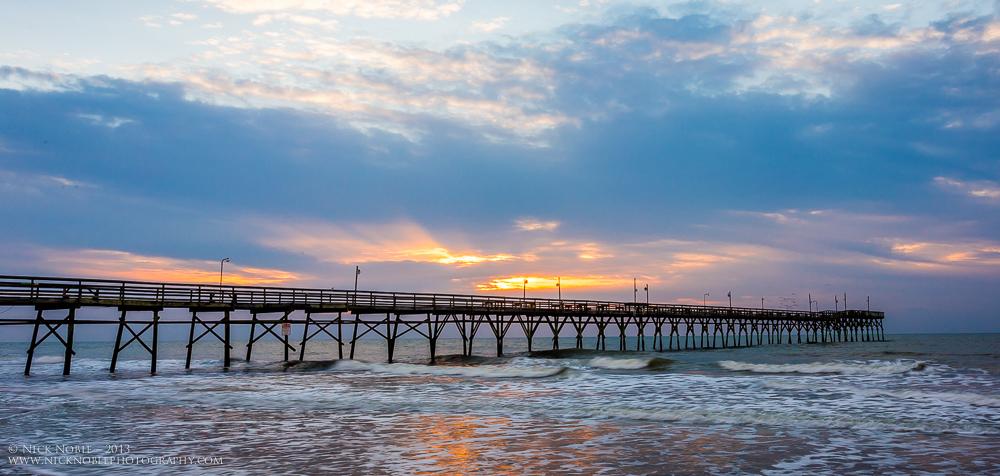 Sunset Beach Pier 2
