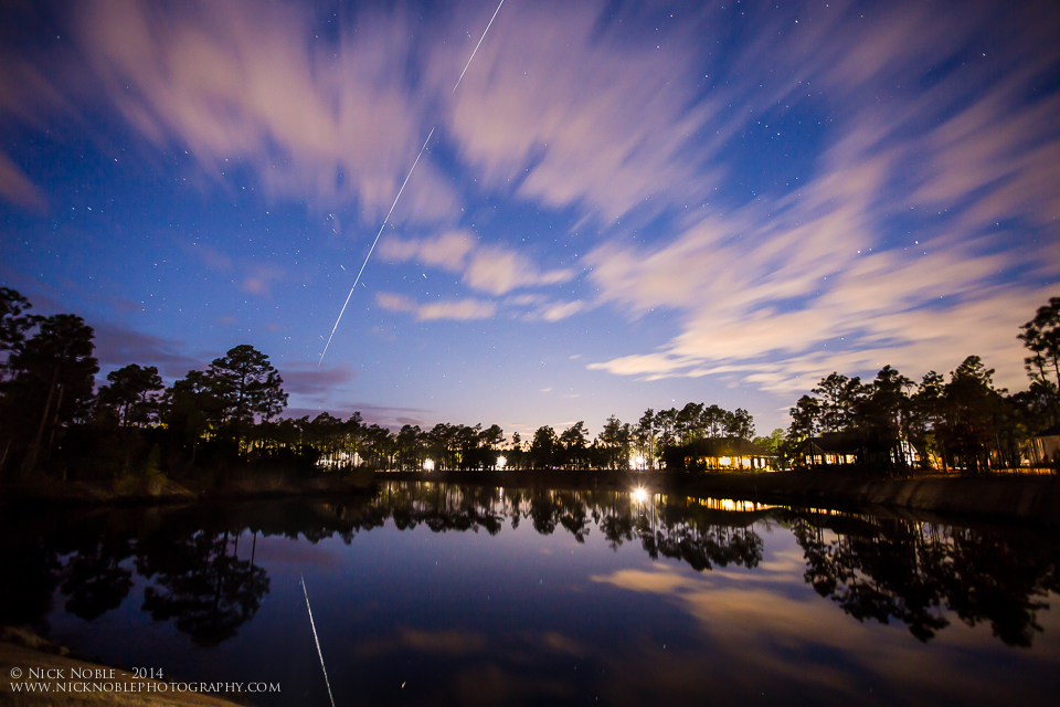 ISS Fly Over