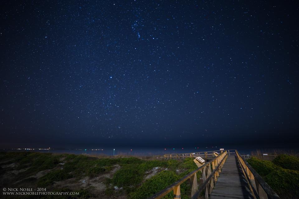 Oak Island Stars