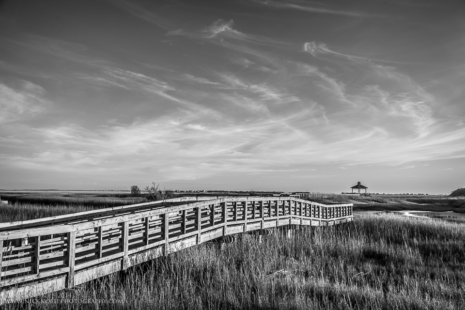 Salt Marsh Walkway
