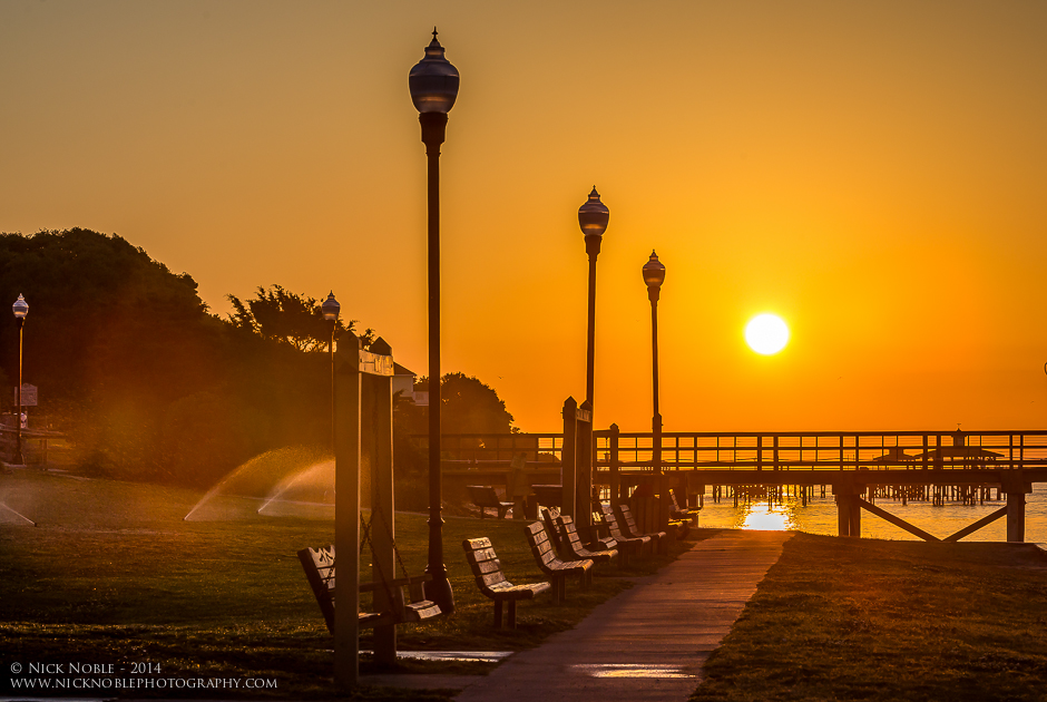 Southport Waterfront Sunrise